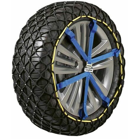 Chaine composite neige EasyGrip Michelin Evolution 4 185-60-15 195-50-16