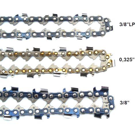 Cha/îne de rechange pour tron/çonneuse Black /& Decker GKC1817-20 cm 3//8-1,1
