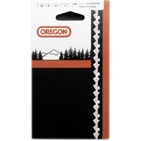 Chaine professionnelle carré Oregon 21LPX072E 325 1,5mm 72 maillons