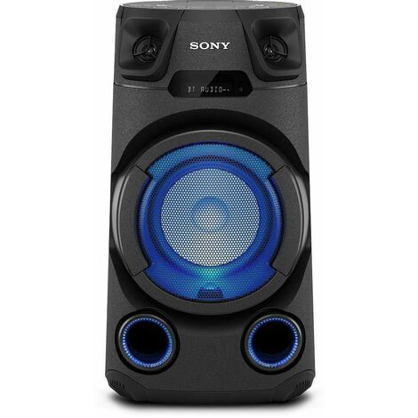 CHAINE TRANSPORTABLE A FORTE PUISSANCE SONY MHCV 13