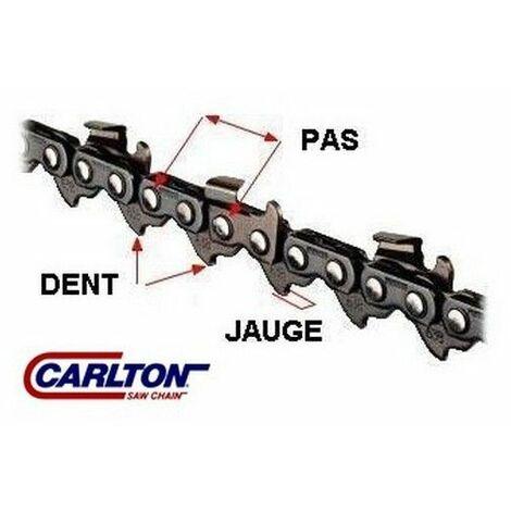 Chaine tronçonneuse 3/8 058 (1.5 mm) 54 dents