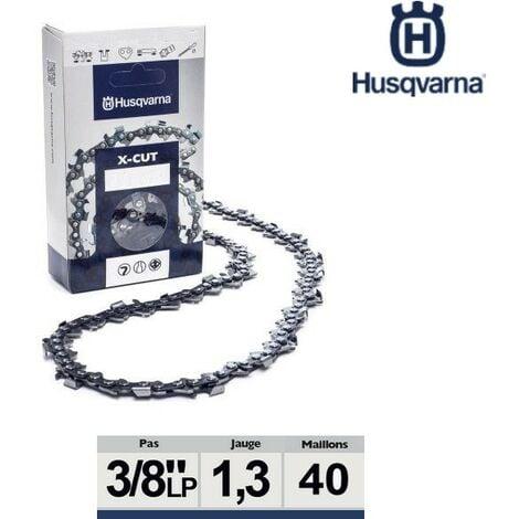 Chaîne tronçonneuse Husqvarna 3/8LP 050 40 dents