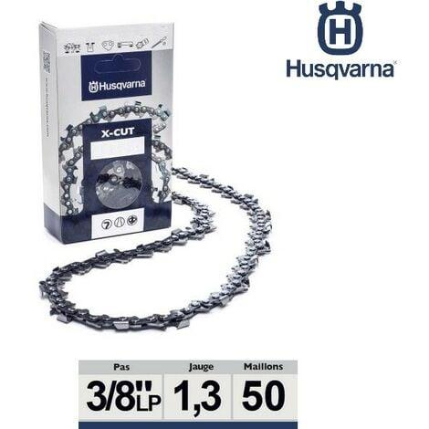 Chaîne tronçonneuse Husqvarna 3/8LP 050 50 dents