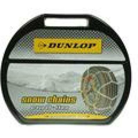Chaines a neige - Groupe 20 - 12mm - Pour pneus 1213 pouces - DUNLOP 55136