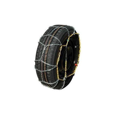 Chaines neige 9mm pour pneu 14 15 16 17 18 POUCES - SYNCHRO 100 Generique