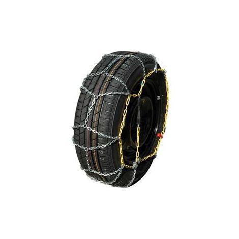 Chaines neige 9mm pour pneu 14-15-16-17-18POUCES - SYNCHRO 95 Generique