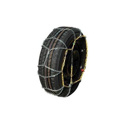 Chaines neige 9mm compatible avec pneu 14-15-16-17POUCES - SYNCHRO 80