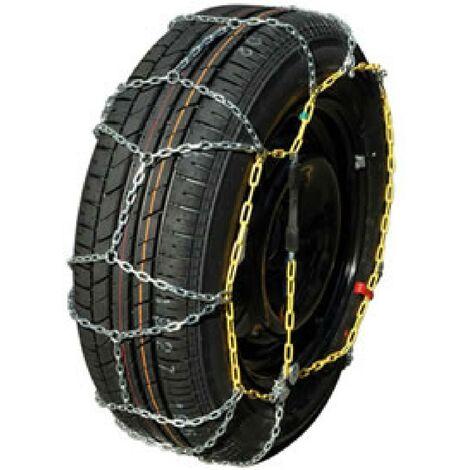 Chaines neige 9mm pour pneu 14-15-16-17POUCES - SYNCHRO 90 Generique