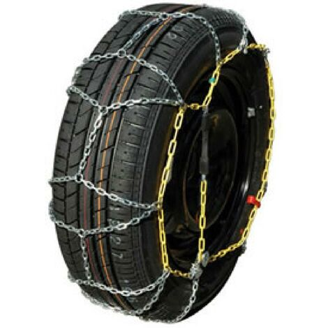 Chaines neige 9mm pour pneu 15-16-17-18POUCES - SYNCHRO 104 Generique