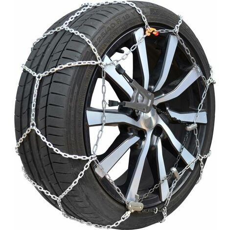 Chaines Neige Retension Automatique Xk9 100 (La Paire) 205/45R18 205/55R17 215/45R18 215/50R17 225/40R18