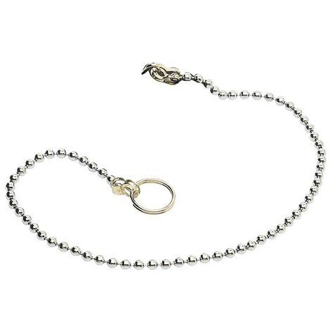 Chaînette et anneau