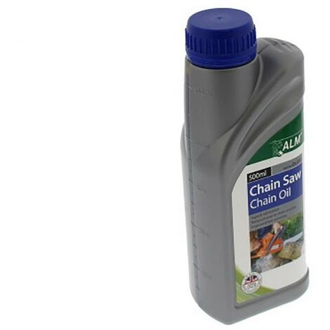 """main image of """"Chainsaw Chain Bar Lubricating Oil 500ml"""""""