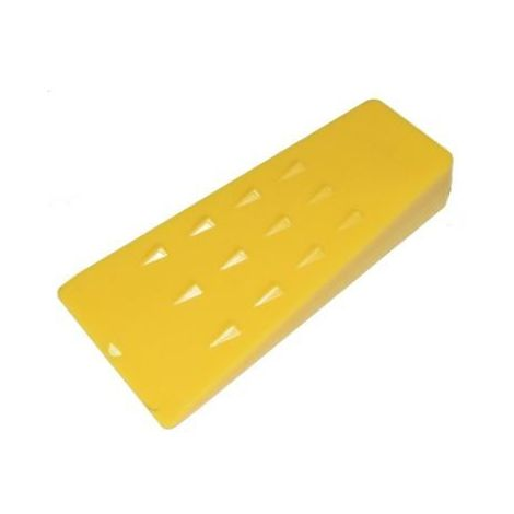 """Chainsaw Plastic 5"""" Felling Cutting Cleaving Wedge"""