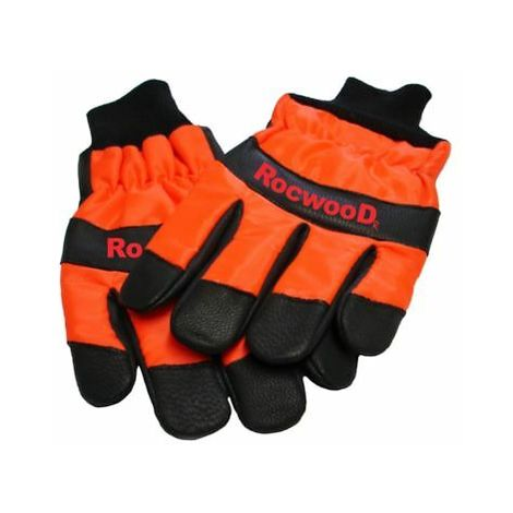 Chainsaw Protective Gloves Pro Quality, Select Your Size