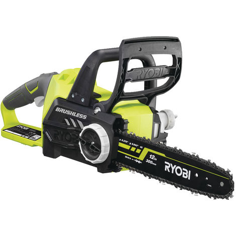 Chainsaw RYOBI 18V engine with 30cm guide OnePlus coal without battery charger OCS1830