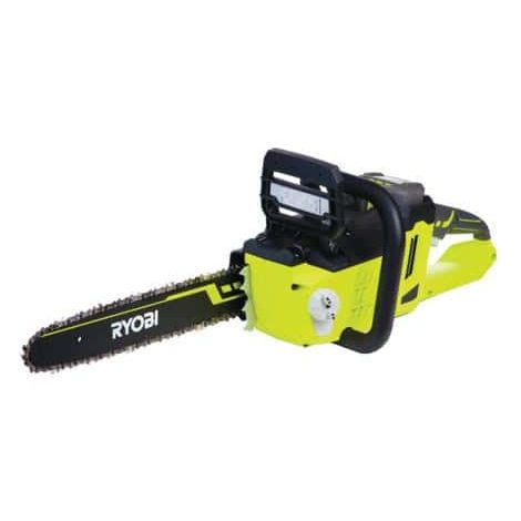 Chainsaw RYOBI 36V LithiumPlus - 1 5.0Ah battery - 1 charger brushless motor RCS36X3550HI