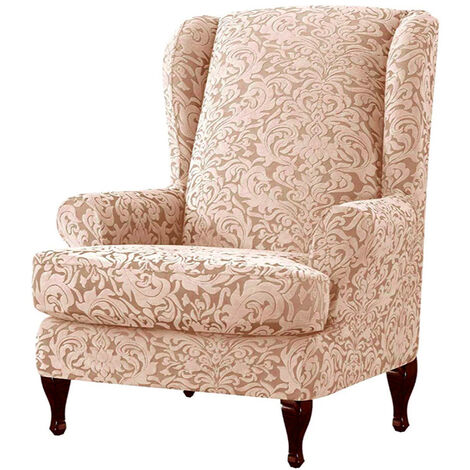 Chair Cover Armchair Stretch Wing Protector Furniture Cover