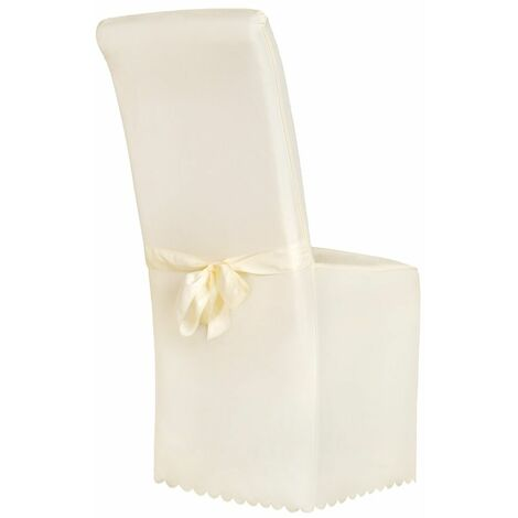 Chair cover polyester - dining chair cover, wedding chair cover, dining room chair cover
