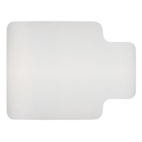 Chair Mat Floor Anti-Slip Protection Floor Pe Transparent Office Home 1200 * 900 * 1mm
