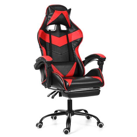 Chair Office Chair Gaming Gamer Swivel Racing Reclining 150 ¡ã