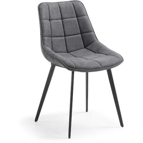 Chaise Adam gris
