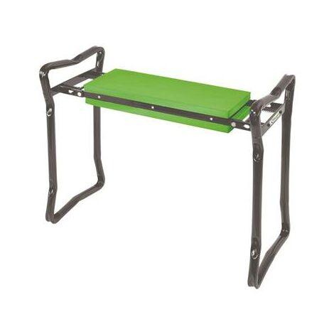 chaise - agenouilloir - repose genoux pour travail de jardin