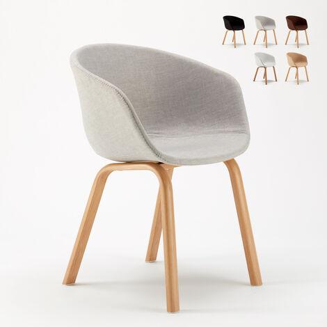 Chaise bureau Design Scandinave KOMODA