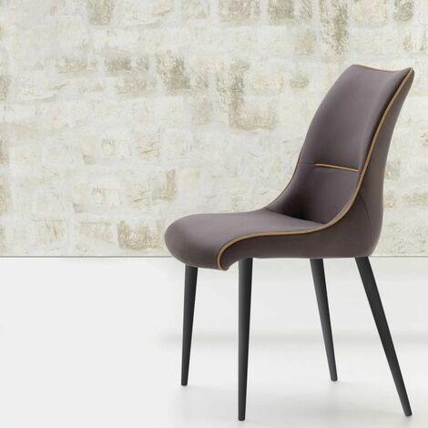 """main image of """"Chaise confortable design Beo par Zendart Sélection - Beige clair - Intérieur"""""""