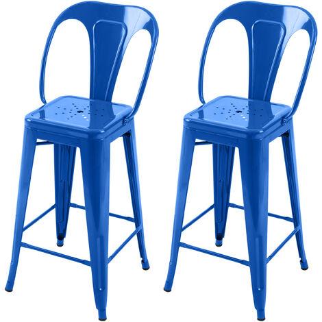 Chaise 66 Indus Bar 2 De Cmlot Bleue MpUqSzV
