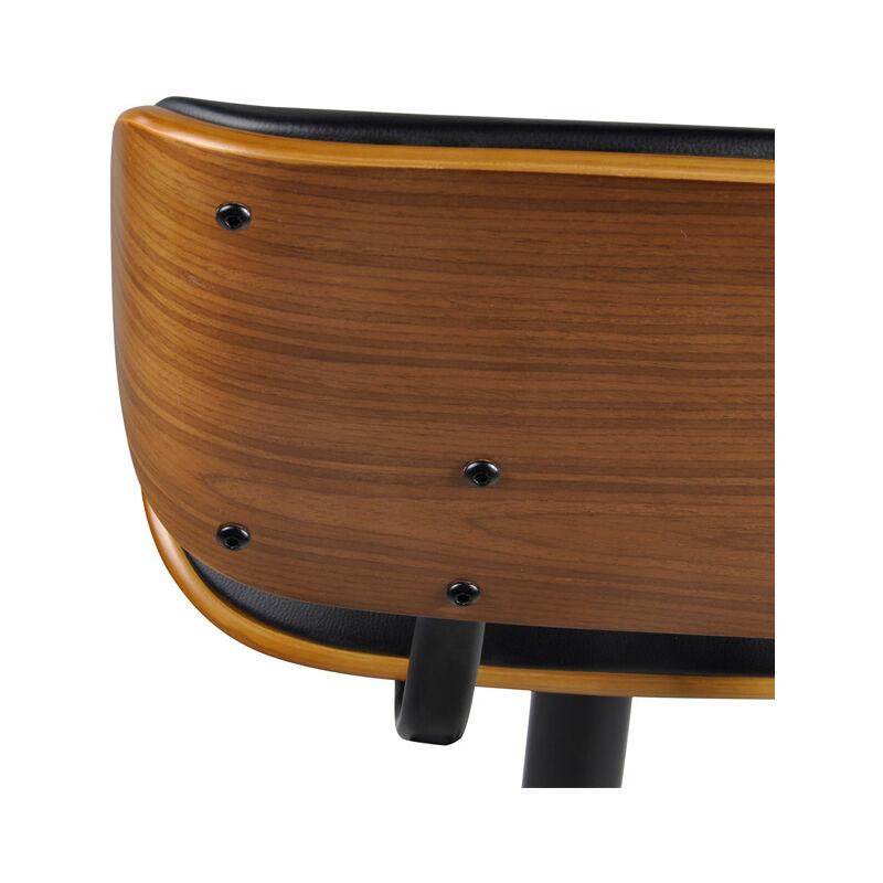 Chaise De Cm 6282 Bar Melchior Noire N0yv8wmnOP