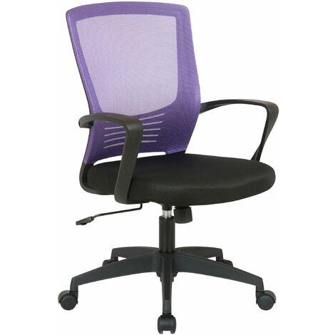 Chaise de bureau en maille Kampen