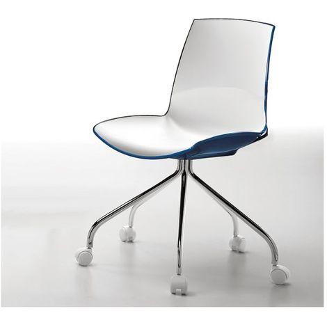 Chaise de bureau Now Swivel avec piston INFINITI - Pivotant
