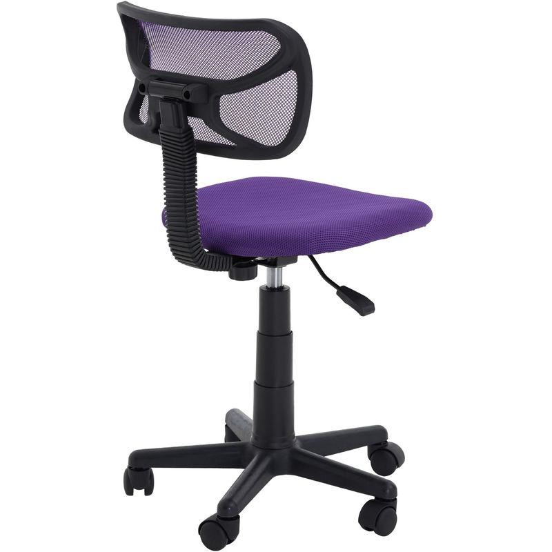 Chaise de bureau pour enfant MILAN fauteuil pivotant et