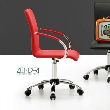 Chaise de bureau Sille Colors par Zendart Design - Couleur vive