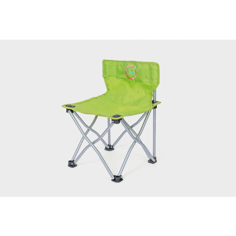 Chaise de camping enfant - Structure Pliable et Confortable