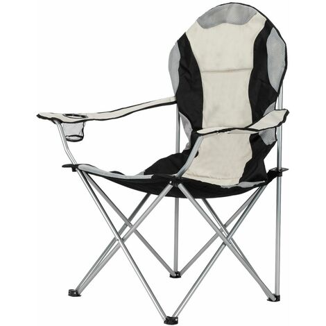 Chaise de camping moyenne chaise de pêche chaise pliante