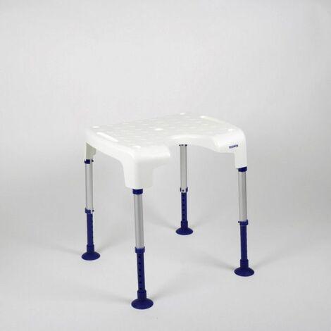 Chaise de douche modulaire Pico Invacare - Tabouret de douche