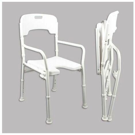 Les chaises de douche à roulette Tous Ergo
