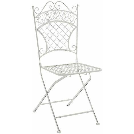 Chaise de jardin Adelar
