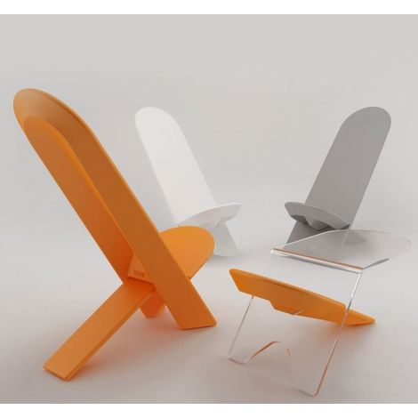Chaise de jardin design Palabra STAMP EDITION - Etanche