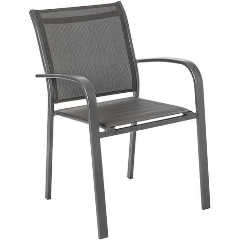 Chaise de jardin alu à prix mini
