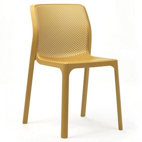 Chaise de jardin moderne et confort Bit NARDI - Anti-dérapant