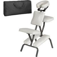 Chaise de massage, avec rembourrage épais, sac de transport