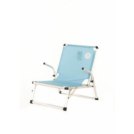 Chaise de plage luxe - Structure Pliable et Confortable