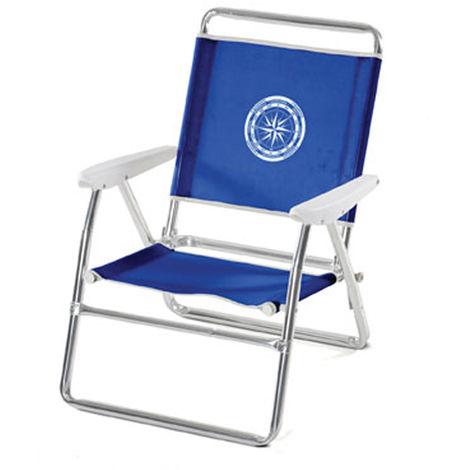 Chaise De Plage Pliante En Aluminium 05176