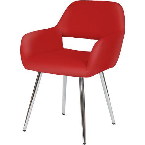 Chaise de salle à manger Altena II, fauteuil, design rétro