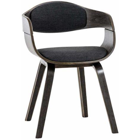 Chaise de salle à manger Kingston tissu