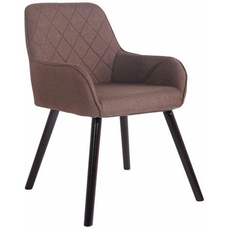Chaise de salle à manger Wellington en Tissu