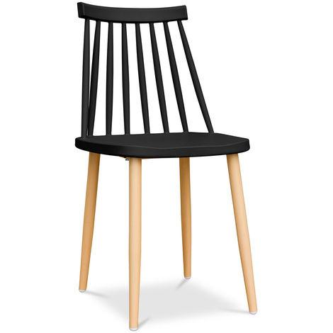 Chaise de style scandinave - Style Gris