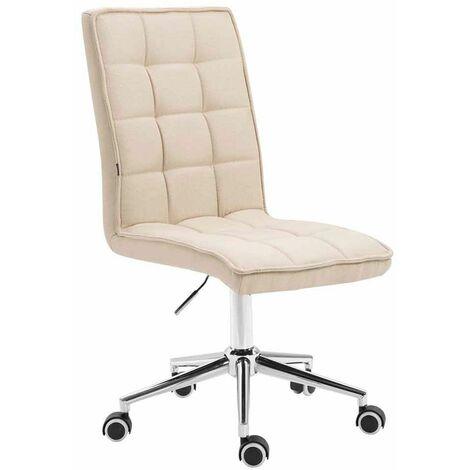 "main image of ""Chaise de travail Peking V2 en tissu"""
